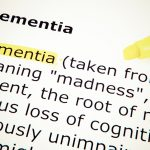 dementia whats normal