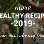 Healthy Recipes for 2019
