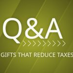 Gifts that Reduce Taxes